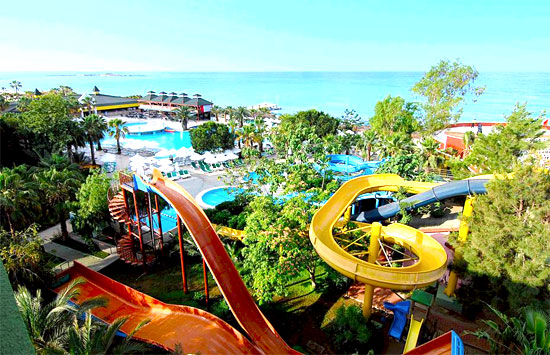 Water parks Turkey