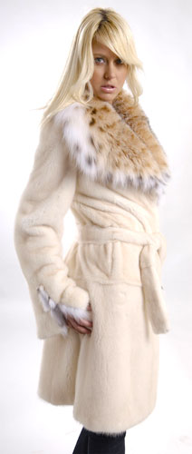 Furs and fur coats from Turkey