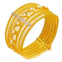 мужские браслеты золотые купить