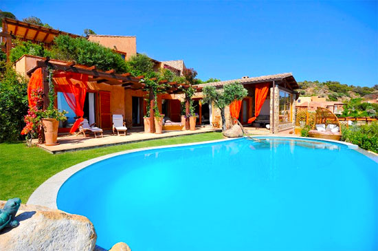 Villa with pool in Turkey
