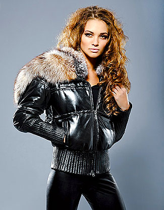 Women's leather jackets from Turkey