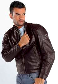 Men's leather jacket from Turkey